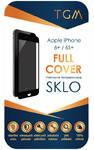 Szkło ochronne TGM Full Cover pro Apple iPhone 6 Plus/ 6S Plus (TGMAPIP6PBK) Czarne
