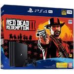 Konsola do gier Sony PlayStation 4 Pro 1TB + Red Dead Redemption 2 (PS719760511) Czarna