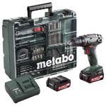 Wiertarko-wkrętarka Metabo BS14.4Set MD 602206880 Zielona