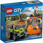 Zestawy LEGO® CITY® City 60120 Wulkan — zestaw startowy