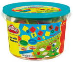 Play-Doh Hasbro mini kyblík s kelímky a formičkami