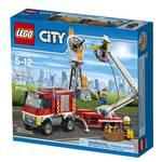 Lego® City Fire 60111 Zásahové hasičské auto