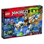 Zestawy LEGO® Ninjago 70734 Smok mistrza Wu
