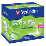 Nośniki Verbatim CD-RW (43148)