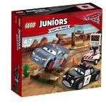Zestawy LEGO® JUNIORS 10742 Trening szybkości