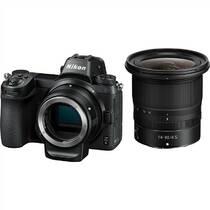 Digitální fotoaparát Nikon Z6 + 14-30mm + adaptér bajonetu FTZ KIT (VOA020K005) černý