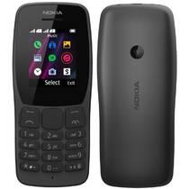 Mobilný telefón Nokia 110 Dual SIM (16NKLB01A02) čierny