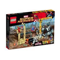Stavebnice Lego® Super Heroes 76037 Superzlosynové Rhino a Sandman