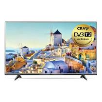 Televize LG 55UH605V stříbrná