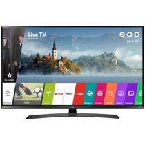 Televízor LG 55UJ635V čierna