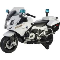 Elektrická motorka Buddy Toys BEC 6021 bílý