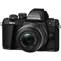 Digitální fotoaparát Olympus E-M10 Mark II + 14-42 KIT černý