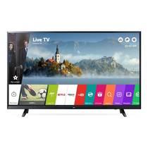Televízor LG 43UJ620V čierna