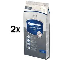Granule Eminent Adult Large Breed 2 x 15 kg + 2 kg ZDARMA