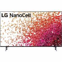 Telewizor LG 43NANO75P AI TV ze sztuczną inteligencją Szara