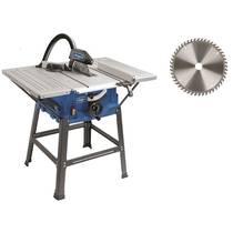 Pila stolní Scheppach HS 100 S Special Edition s pilovým kotoučem 48Z  navíc