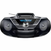 Radiopřijímač s CD Philips AZ780 černý