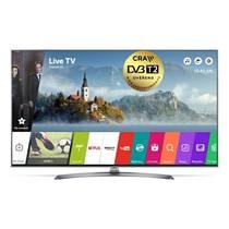 Telewizor LG 49UJ7507 Srebrna/Tytan