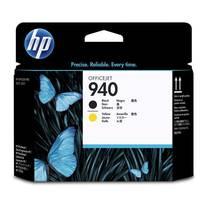 Cartridge HP No. 940 - originální (C4900A) čierna/žltá