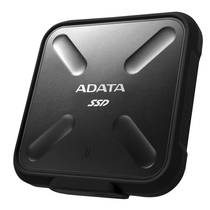 SSD externí ADATA SD700 1TB (ASD700-1TU31-CBK) černý
