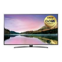Televize LG 55UH661V stříbrná/titanium