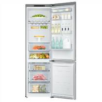 Kombinácia chladničky s mrazničkou Samsung RB37J501MSA/EF