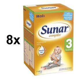Sunar Complex 3, 600g x 8ks + Doprava zdarma