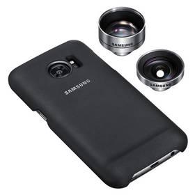 Samsung Lens Cover pro Galaxy S7 (G930) (ET-CG930DBEGWW) černý
