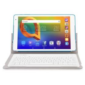 """ALCATEL A3 10"""" Wi-Fi 8079 + klávesnice (8079-2DALE15-3 ) bílý Software F-Secure SAFE 6 měsíců pro 3 zařízení (zdarma) + Doprava zdarma"""