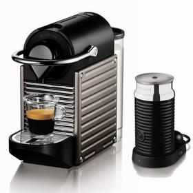Krups Nespresso Pixie XN301T titanium + Doprava zdarma