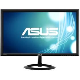 Asus VX228H (90LM00L0-B01670) černý Software F-Secure SAFE 6 měsíců pro 3 zařízení (zdarma) + Doprava zdarma