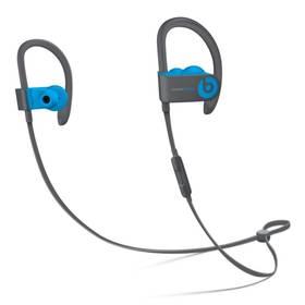 Beats Powerbeats3 Wireless (MNLX2ZM/A) černá/modrá + Doprava zdarma