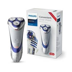 Philips Star wars SW3700/07 biely