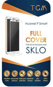 TGM Full Cover pro Huawei P Smart (TGMHUAWPSMWH) biele