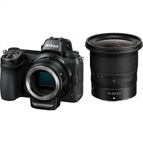 Nikon Z6 + 14-30 + adaptér bajonetu FTZ KIT (VOA020K005) černý