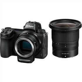 Nikon Z6 + 14-30mm + adaptér bajonetu FTZ KIT (VOA020K005) černý