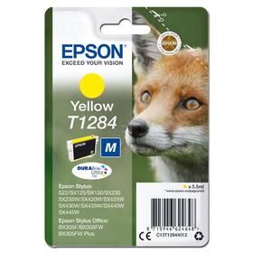 Epson T1284 (C13T12844012) žlutá