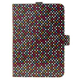 "FIXED Novel pro tablety 10,1"" s kapsou pro stylus- Rainbow Dots (FIXNOV-T10-RAD)"