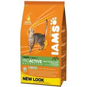 Iams Cat rich in Lamb 10 kg + Doprava zdarma