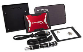 Kingston HyperX Savage 240GB SATA III (7mm) Kit (SHSS3B7A/240G) + Doprava zdarma