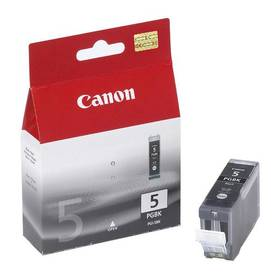 Canon PGI-5Bk, 340 stran - originální (0628B001) černá