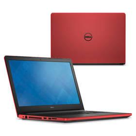 """Dell Inspiron 15 5559 (N4-5559-N2-512K-Red) červený Brašna na notebook ATTACK IQ Cord 15.6"""" - černá (zdarma)+ Voucher na skin Skinzone pro Notebook a tablet CZ v hodnotě 399 Kč jako dárek + Software za zvýhodněnou cenu + Doprava zdarma"""