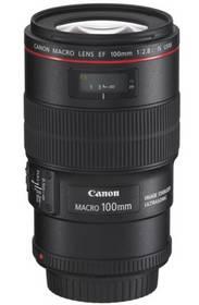 Canon EF 100 F/2.8 Macro L IS USM (3554B005AA) černý + Doprava zdarma