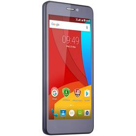 Prestigio Muze K5 LTE Dual SIM (PSP5509DUOBLUE) modrý + Software F-Secure SAFE 6 měsíců pro 3 zařízení v hodnotě 999 Kč jako dárek + Doprava zdarma