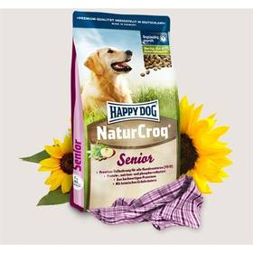 HAPPY DOG Natur-Croq Senior 15 kg + Doprava zdarma