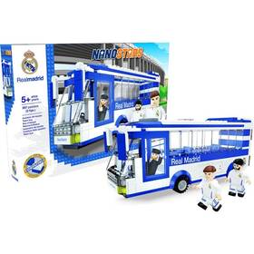 ADC Blackfire NANOSTARS, Real Madrid - autobus