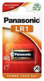 Panasonic LR1, blistr 1ks