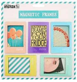 Fujifilm Instax Magnetic Frame Pastel 5ks (70100139373)