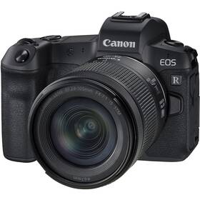 Canon EOS R + RF 24-105 mm f/4-7.1 IS STM (3075C033) černý