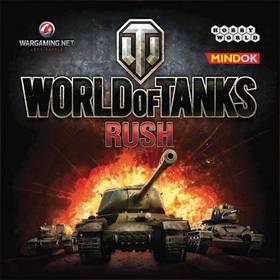 Mindok World of Tanks - Rush